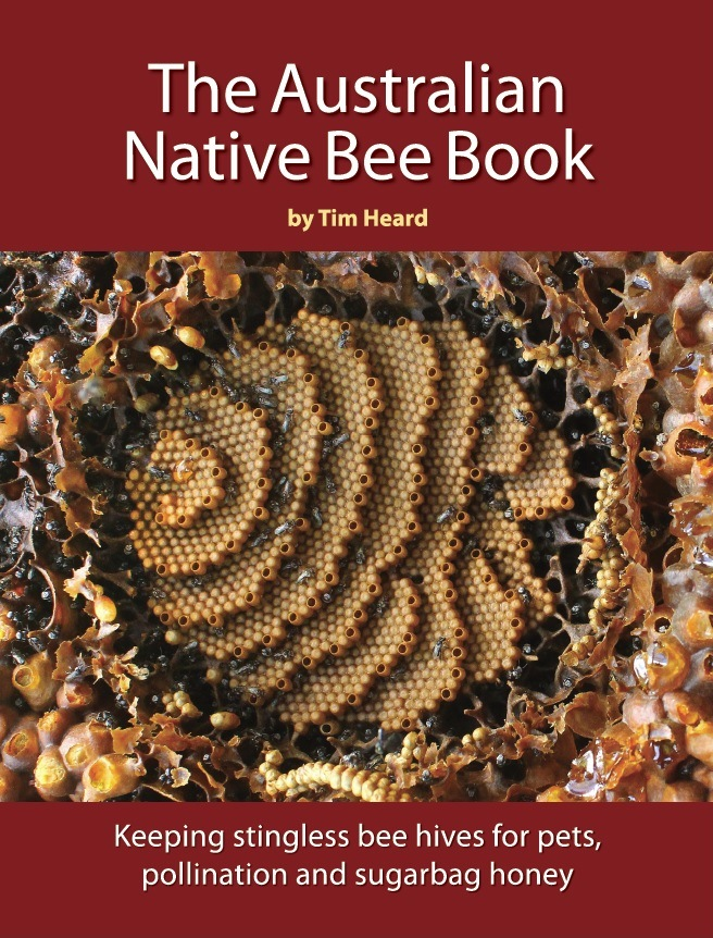 Native bee Book cover