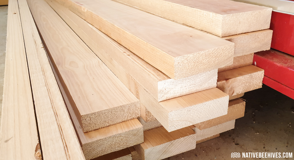 Timbers for Hives – Native Bee Hives